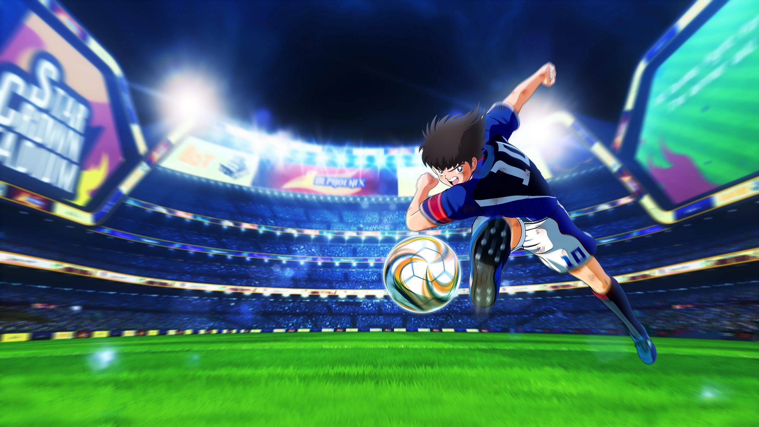 Captain Tsubasa Rise of New Champions (PS4)